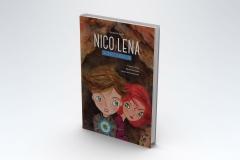 Portada del libro Nico y Lena