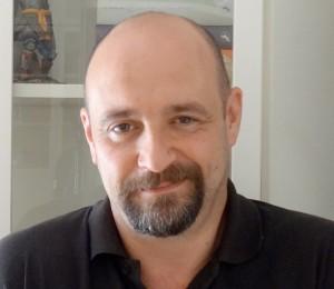 El autor madrileño Carlos Sisí.