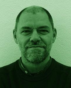 El escritor malagueño Pablo Aranda.